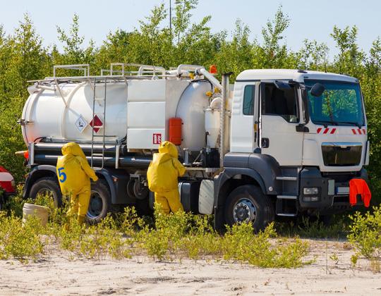 Risques industriels et environnementaux